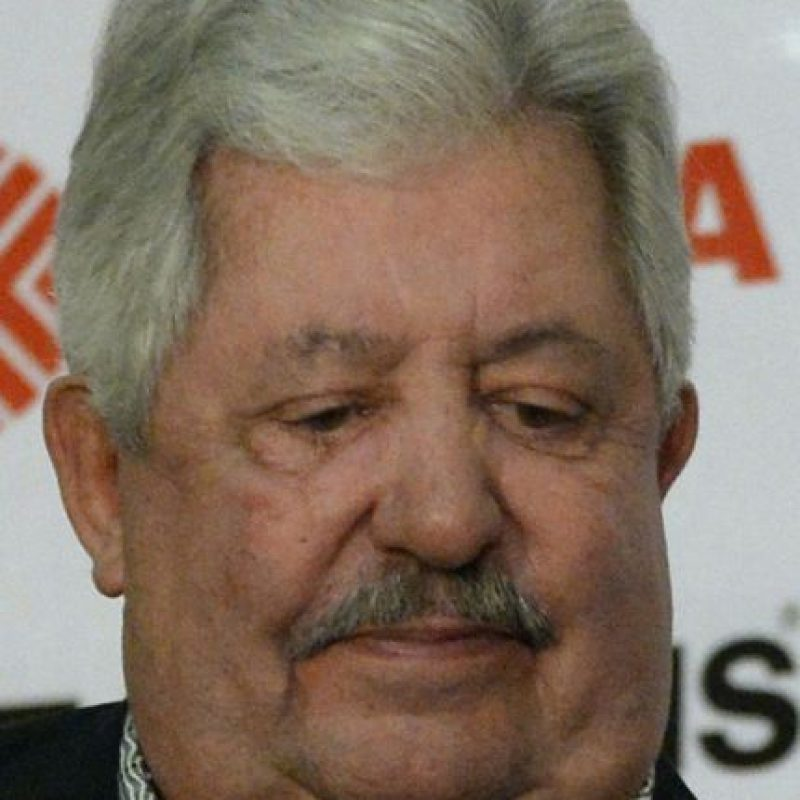 7. Rafael Esquivel / Exmiembro del Comité Ejecutivo de la Conmebol y expresidente de la Federación Venezolana de Fútbol. Foto:AFP