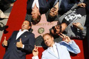 """Backstreet Boys es una """"boy band"""" estadounidense Foto:Getty Images"""