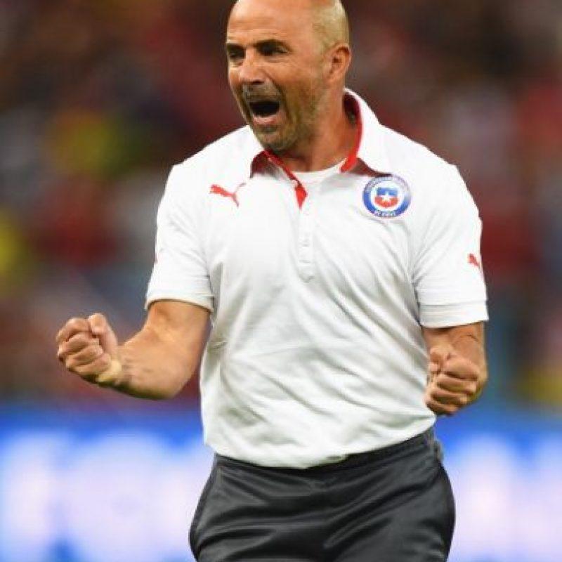 4. Jorge Sampaoli (Chile) Foto:Getty Images