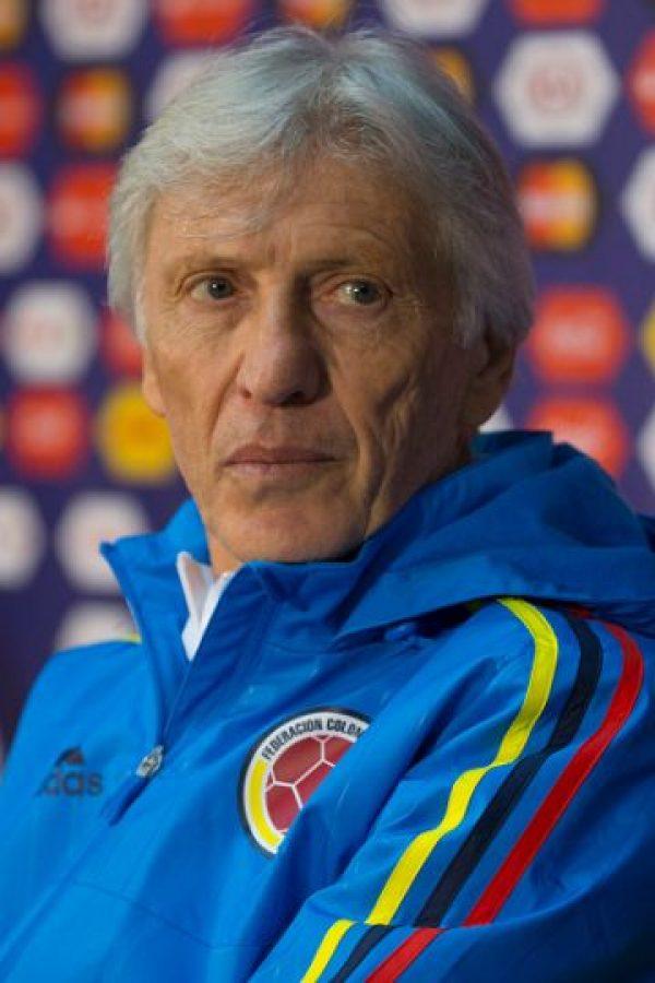 5. José Pekerman (Colombia) Foto:Getty Images