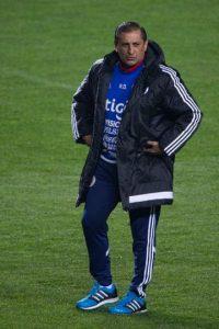 El ex seleccionado argentino dirigió a River Plate, San Lorenzo e Independiente de Argentina, y en México estuvo al frente del América. Foto:Getty Images