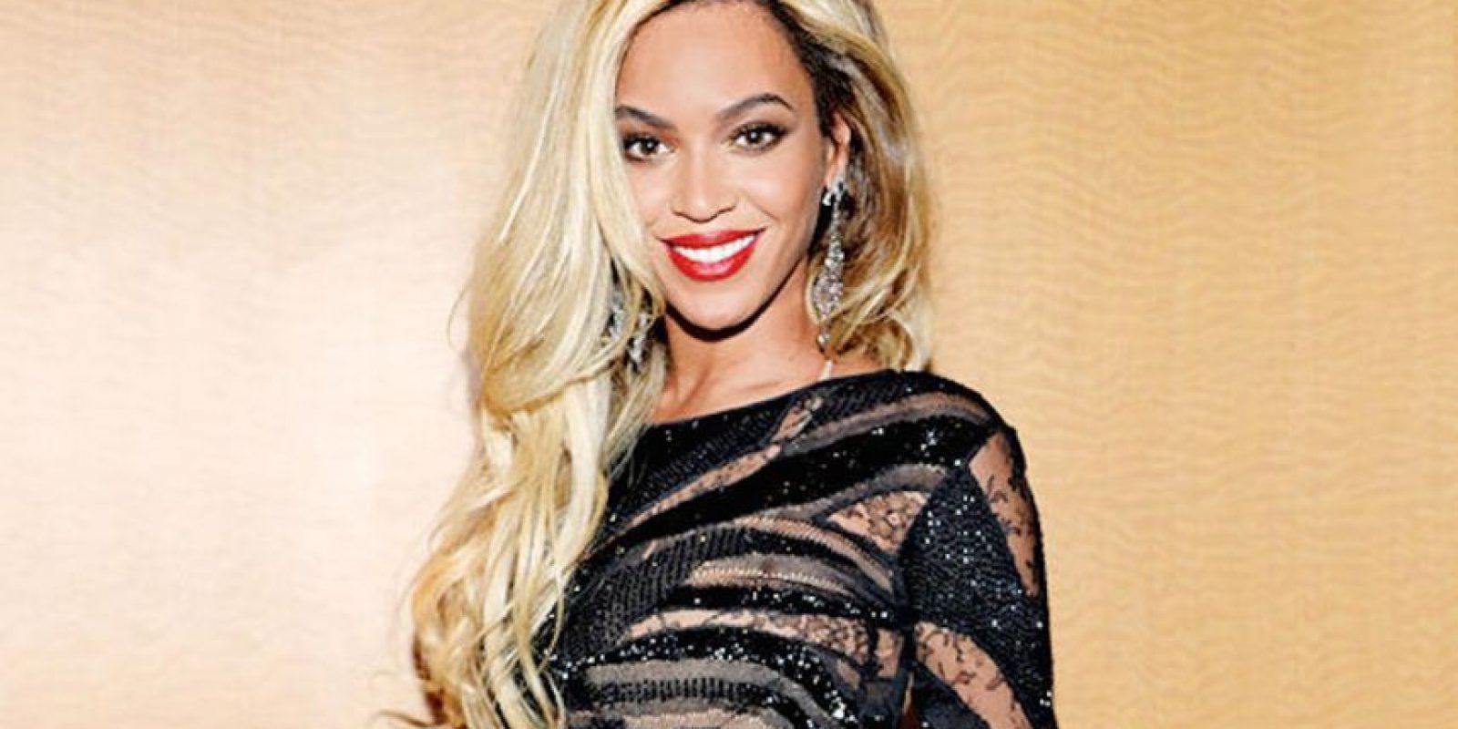 3.- Beyoncé Foto:Getty Images