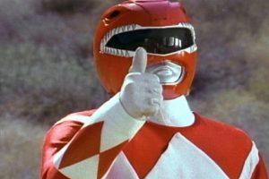"""Mientras que los posibles """"red ranger"""" podrían ser:"""