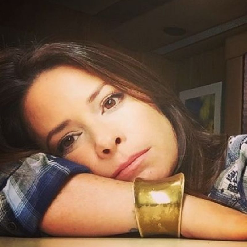 """Ahora tiene 41 años y también apareció en la serie """"Pretty Little Liars"""". Foto:vía instagram.com/thehmc"""