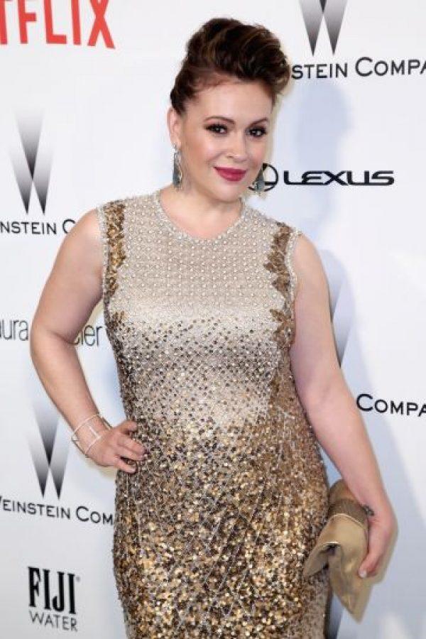 Ahora es madre de dos pequeños y está casada con el empresario Dave Bugliari. Foto:Getty Images