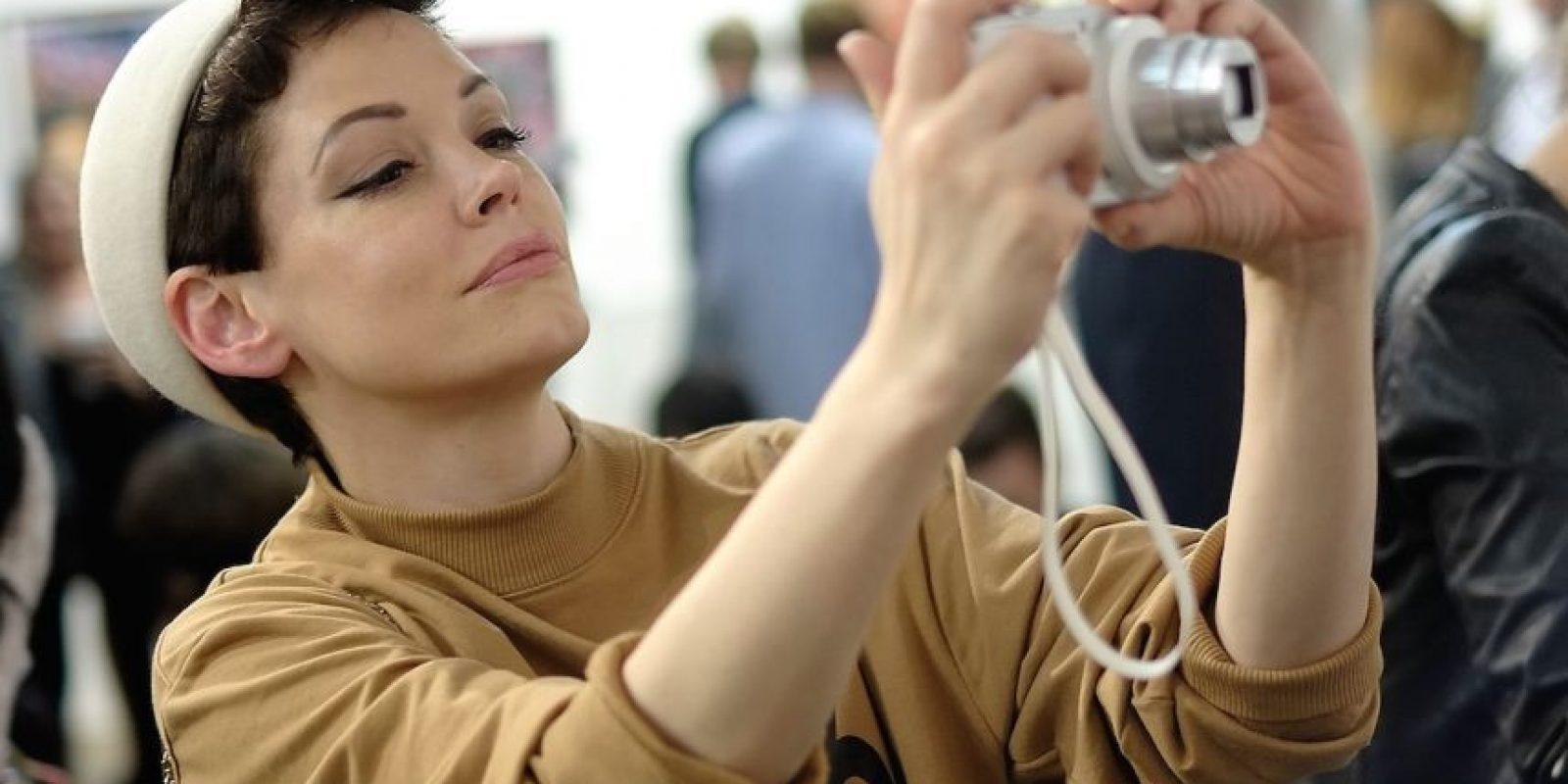 También ha trabajado como modelo. Foto:Getty Images