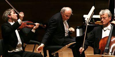 Los virtuosos de la música de cámara Trío Guarneri de Praga se presentarán en el país