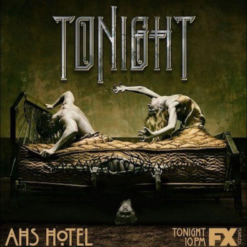 """La quinta temporada de """"American Horror Story"""" emitió su primer capítulo el 7 de octubre en Estados Unidos. Foto:Facebook/AmericanHorrorStory"""