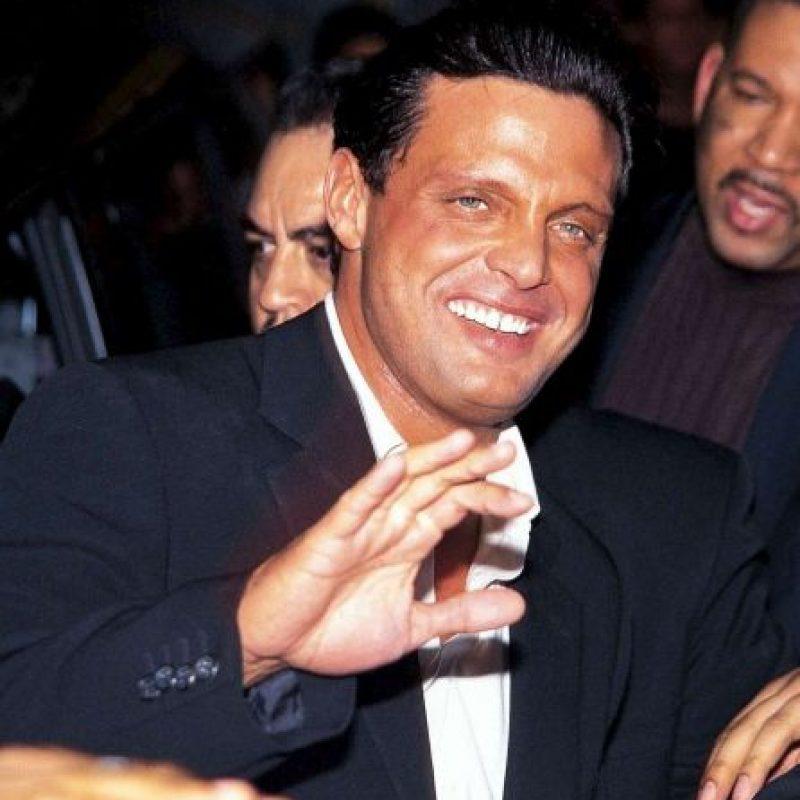 El cantante mexicano Luis Miguel Foto:Grosby Group