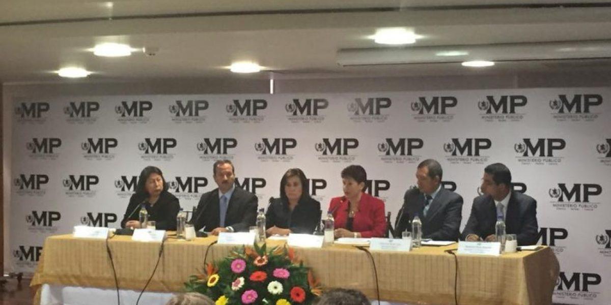 MP puede pedir la citación de más de mil 500 importadores relacionados en caso La Línea
