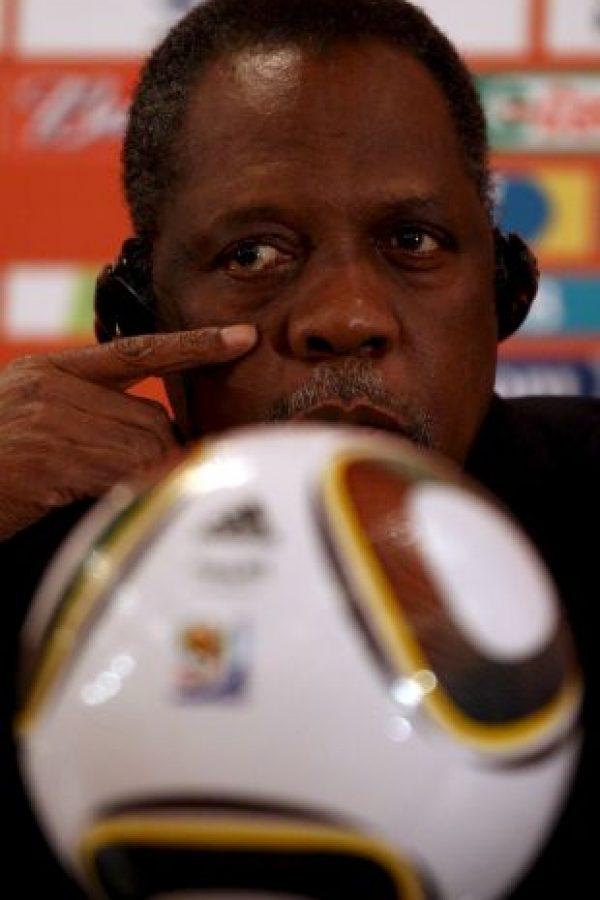 Después fue ministro de deportes del país de África Foto:Getty Images