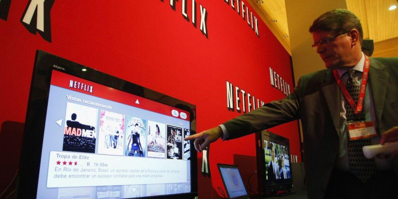 """3- A finales de 2013, Marvel firmó un contrato histórico con Netflix para producir cuatro series de """"live action"""" de sus superhéroes antes de hacer una serie donde se todos se unan. Foto:Getty Images"""