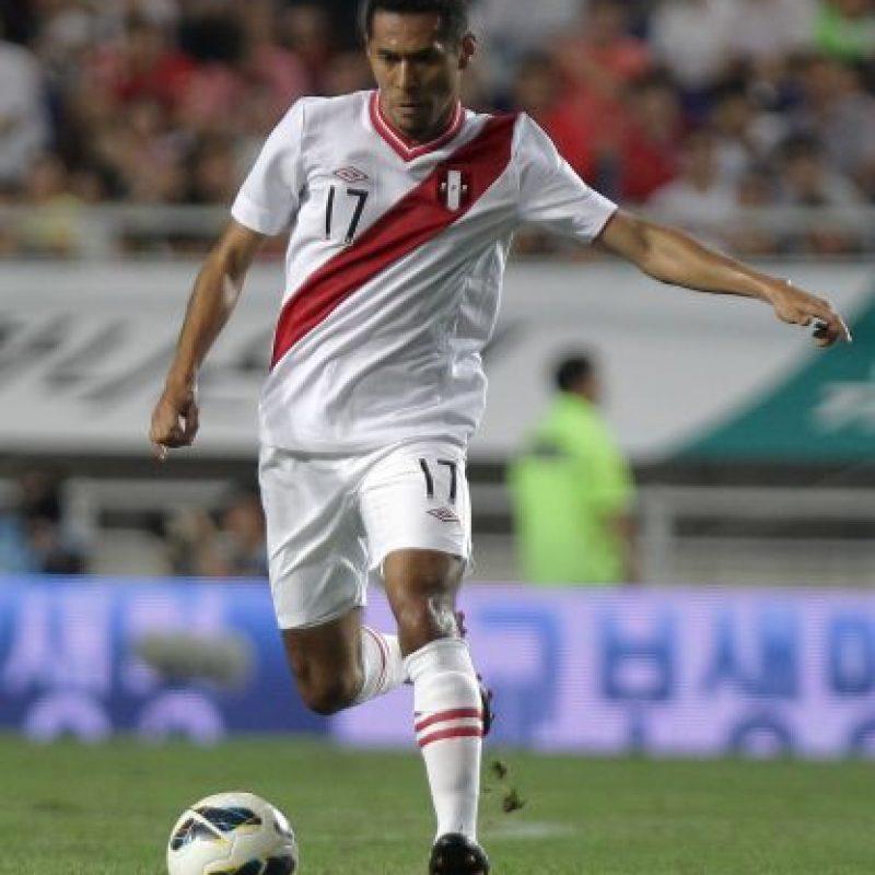 Como en la Copa América 2015 Foto:Getty Images
