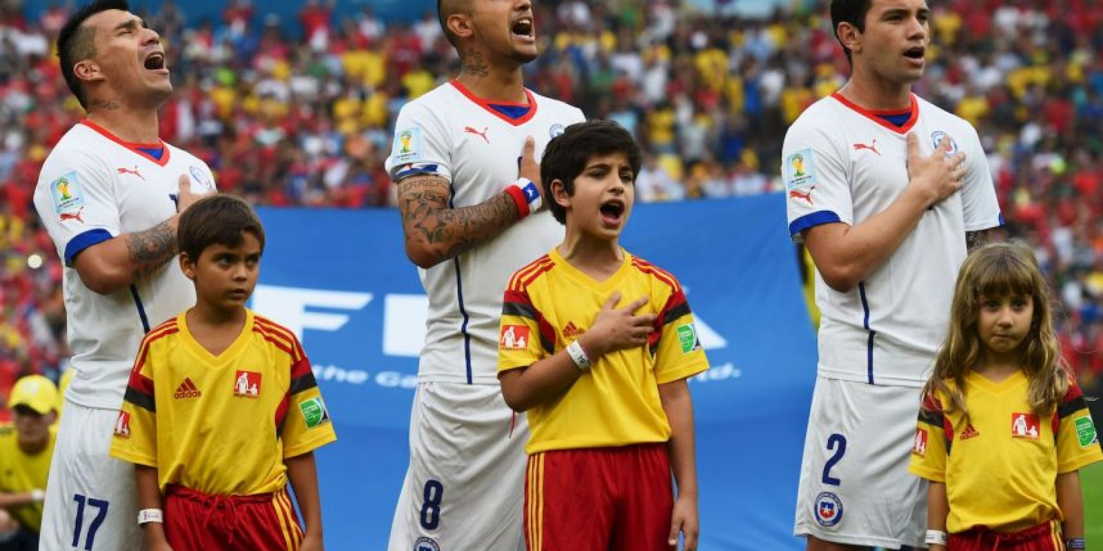 5. Chile Foto:Getty Images
