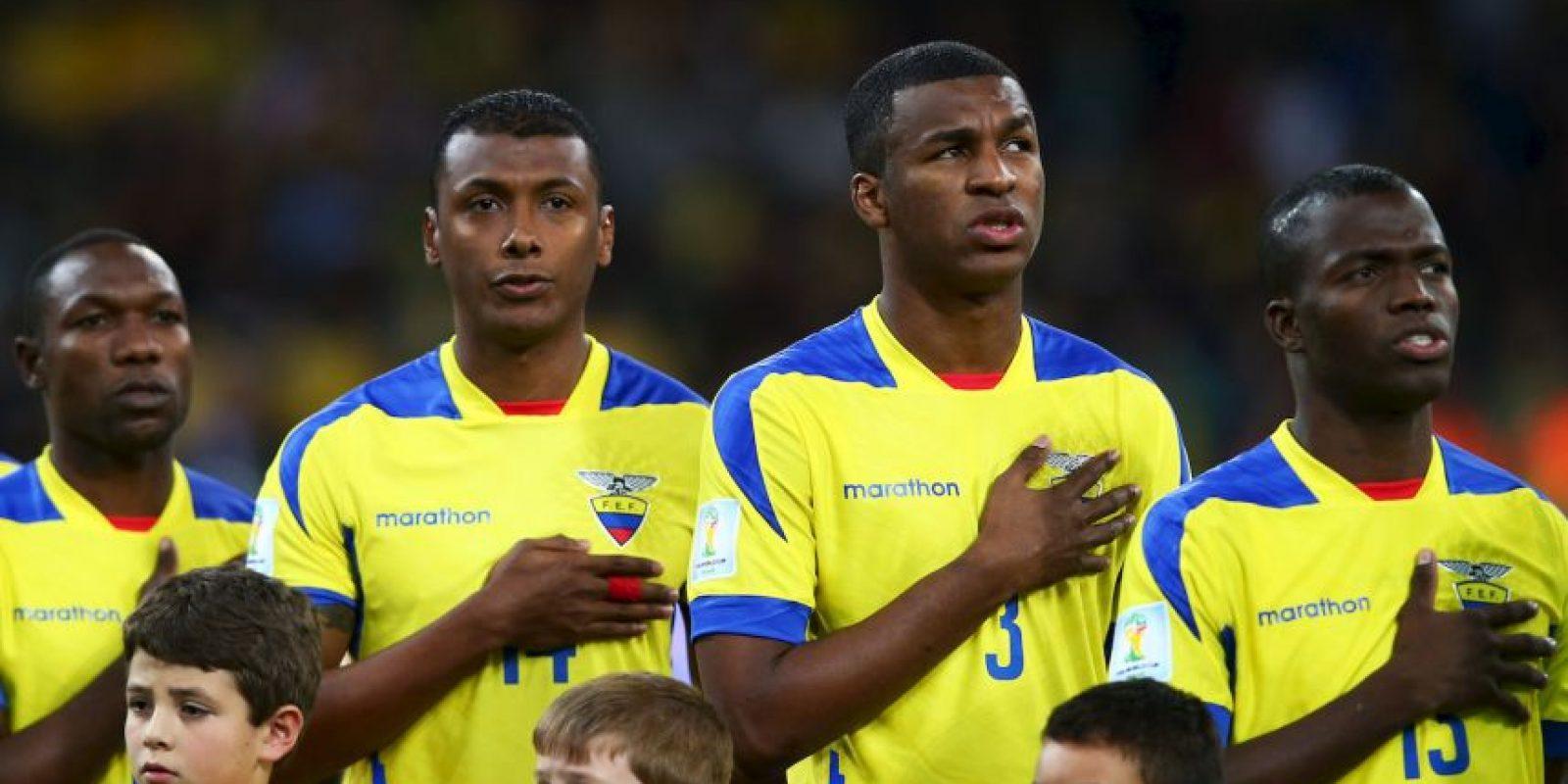 Están clasificados en la posición 31º del ranking de la FIFA, y son 6º en Conmebol. Foto:Getty Images