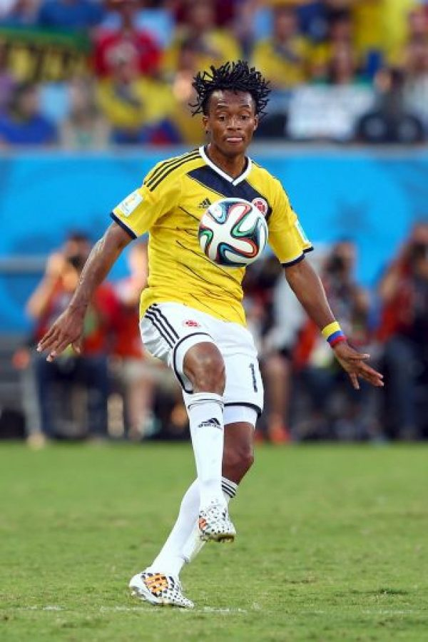 7. Juan Cuadrado Foto: Getty Images