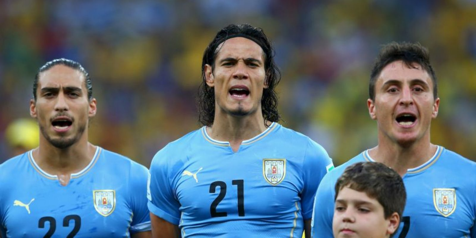 4. Uruguay Foto:Getty Images