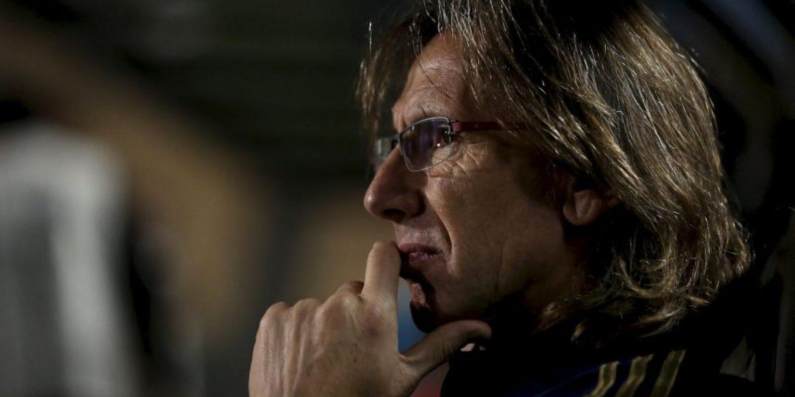 Los pupilos de Ricardo Gareca se hicieron con el tercer puesto en el torneo continental. Foto:Getty Images