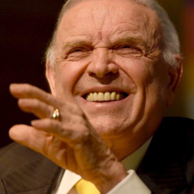 9. José María Marín / Expresidente de la Confederación Brasileña de Fútbol. Foto:Getty Images