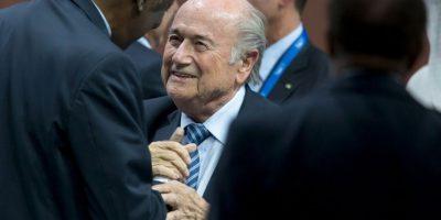 Ha dirigido al fútbol africano por 27 años Foto:Getty Images