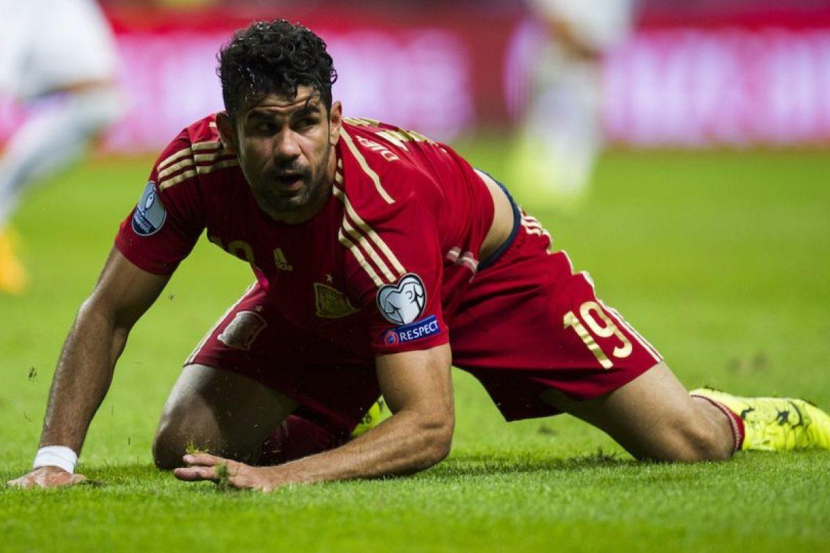Y además, hablan de su no tan exitoso paso con la selección de España. Foto:Getty Images