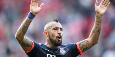 4. Arturo Vidal Foto: Getty Images