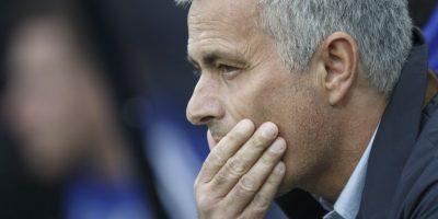 José Mourinho no la está pasando nada bien en esta temporada en el timón del Chelsea. Foto:Getty Images