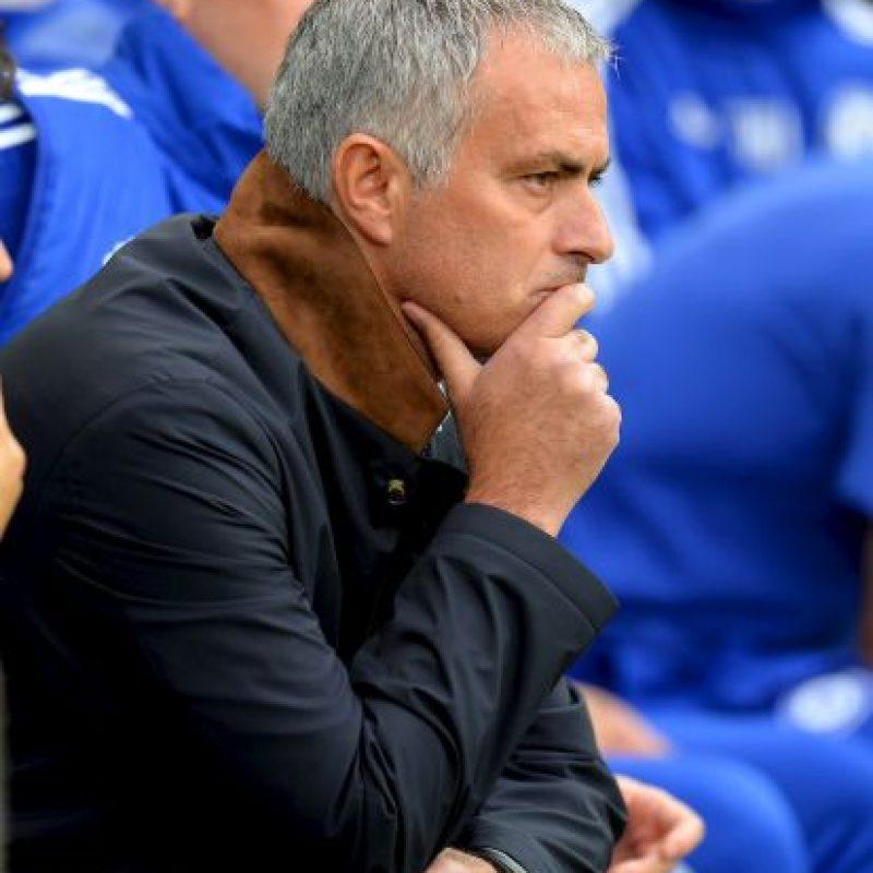 La crisis también ha llegado a la Champions League, competencia en la que marchan en el tercer puesto del Grupo G, por debajo del Dinamo de Kiev y Porto. Foto:Getty Images