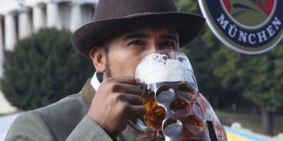 Parodian el gusto por el alcohol del chileno. Foto:Getty Images