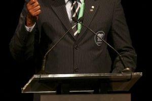 Hace 13 años compitió con Blatter por la presidencia Foto:Getty Images
