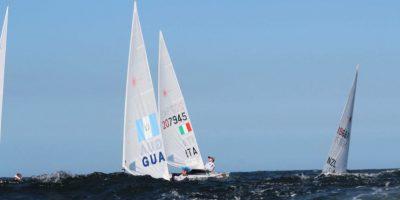 Maegli gana posiciones en la Semana Olímpica de Francia