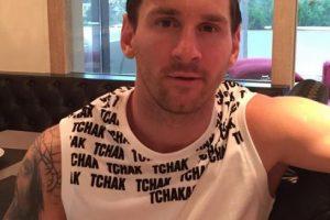 El pasado 26 de septiembre, Messi se lesionó durante el duelo del Barcelona ante UD Las Palmas por la Liga de España. Foto:Vía instagram.com/leomessi