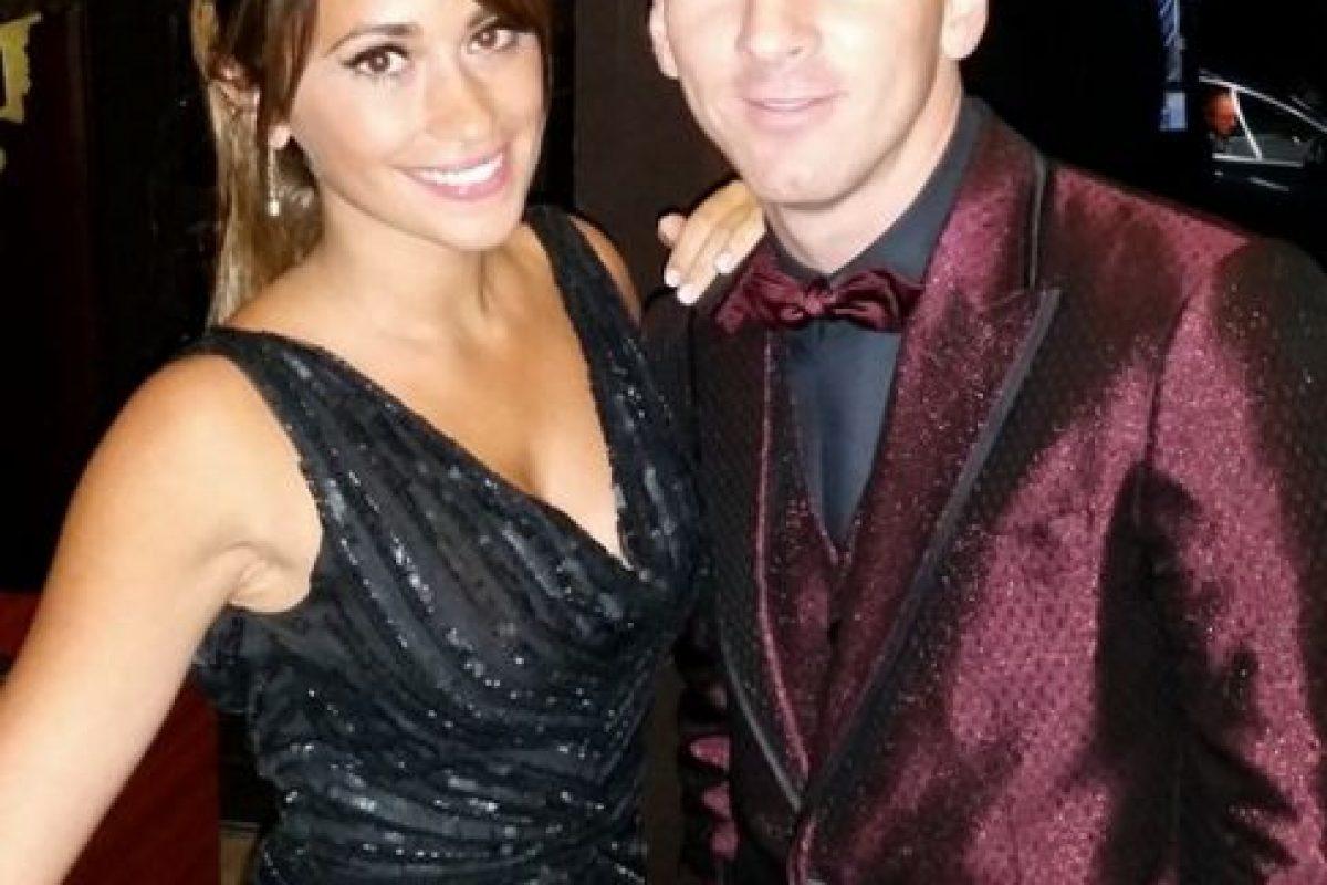 Leo tiene una relación con Antonella Roccuzzo desde 2008. Foto:Vía instagram.com/antoroccuzzo88