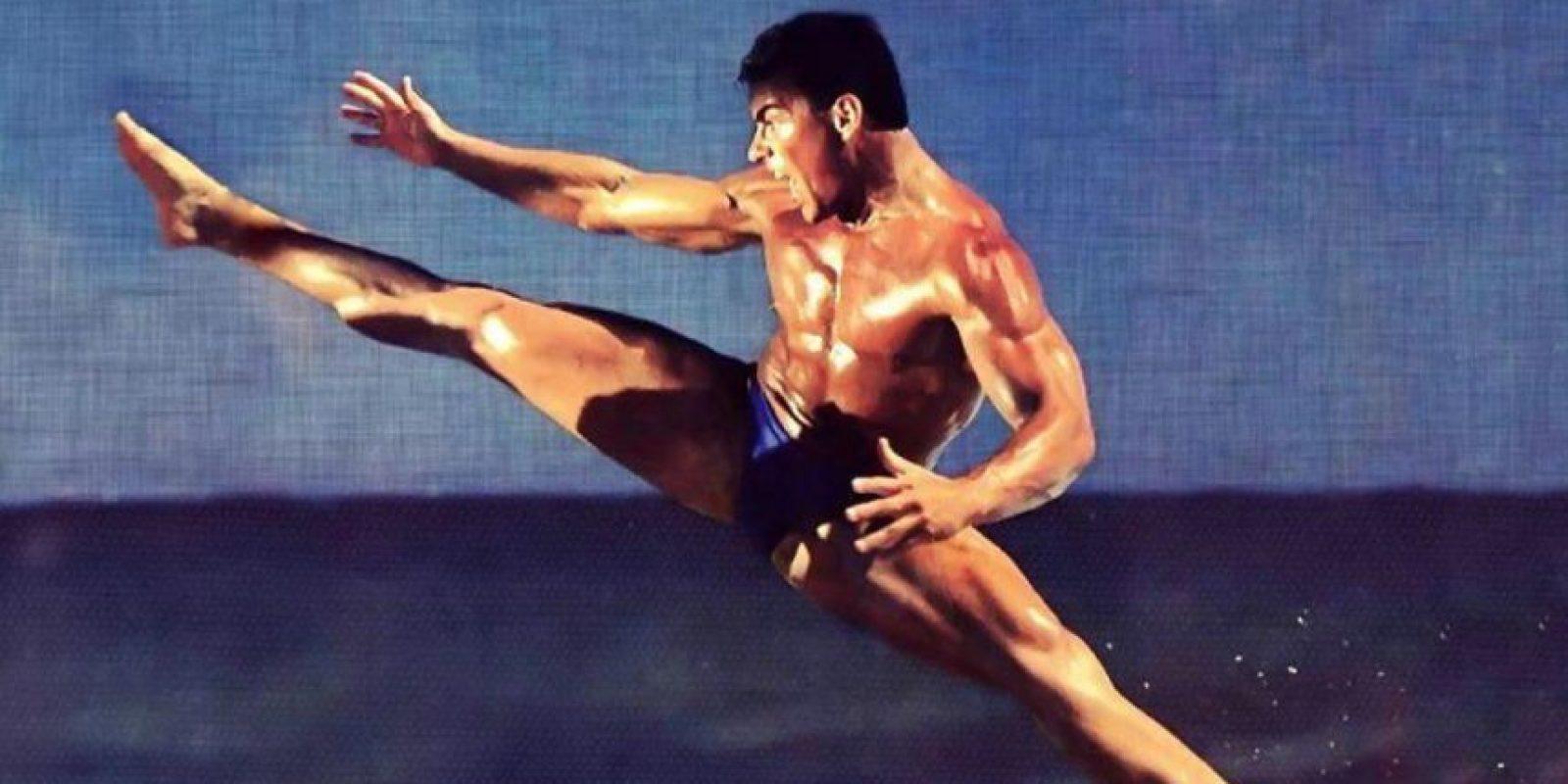 El belga comenzó con su carrera en la actuación a finales de los años 80, luego de especializarse en karate y ganar también concursos de fisicoculturismo.