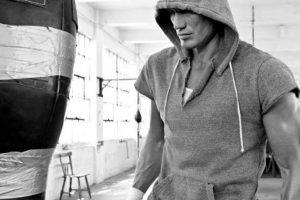 """Comenzó como guardaespaldas. Luego tuvo éxito en """"Rocky"""". Esto lo catapultó a la fama."""