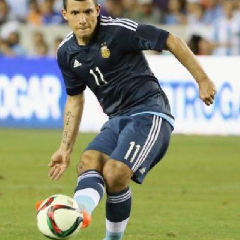 El delantero del Manchester City tiene un valor de 60 millones de euros Foto:Getty Images