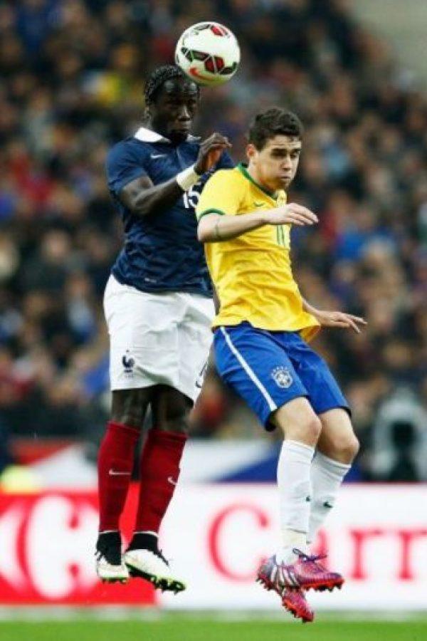 Es el jugador más valioso de Brasil con una carta que se cotiza en 38 millones de euros Foto:Getty Images
