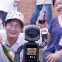 Ser el camarógrafo en las reuniones Foto:Sharp