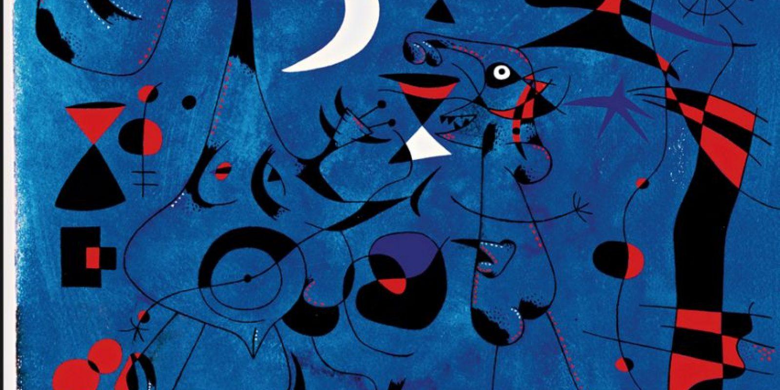 En el libro de su hijo, se cuenta que tenían obras de Joan Miró. Foto:vía WikiArt