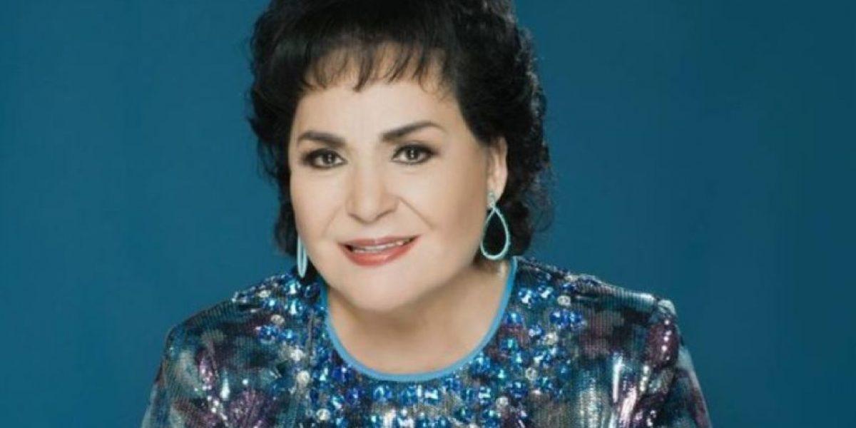 Ordenan aprehensión contra la actriz Carmen Salinas