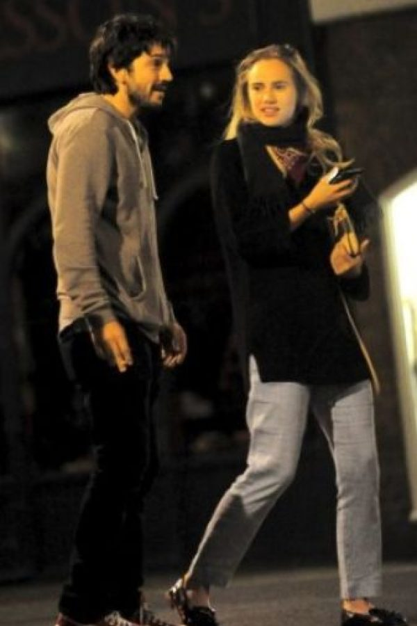 Estrenó romance con la modelo británica Suki Waterhouse. Foto:Grosby Group