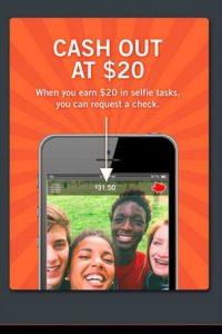 Vía correo electrónico Foto:Pay Your Selfie