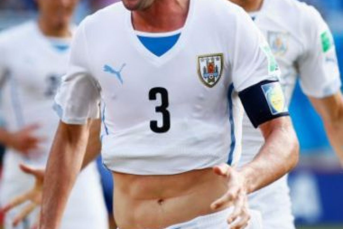 5. Uruguay Foto:Getty Images