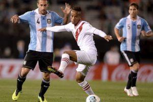 Estarían eliminados: Perú (50) Foto:Getty Images