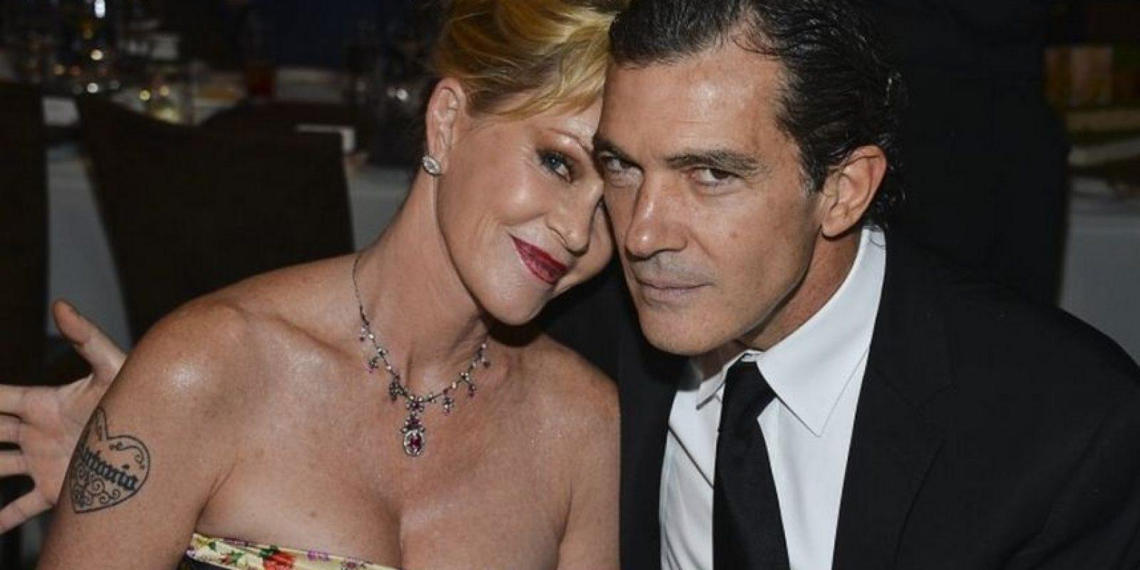 La pareja estuvo junta durante 19 años Foto:Getty Images