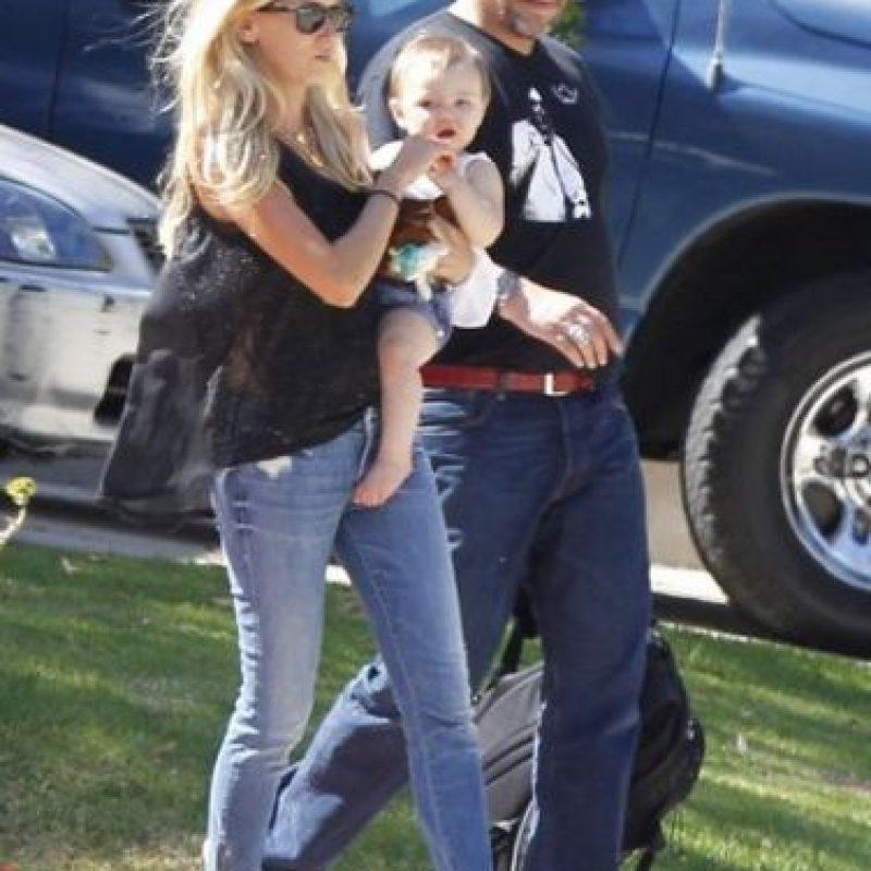 El actor puertorriqueño tuvo una hija con Kimberly Stewart Foto:Grosby Group