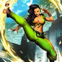 """Laura es la nueva luchadora de """"Street Fighter V"""" que se ha filtrado por error Foto:Capcom"""
