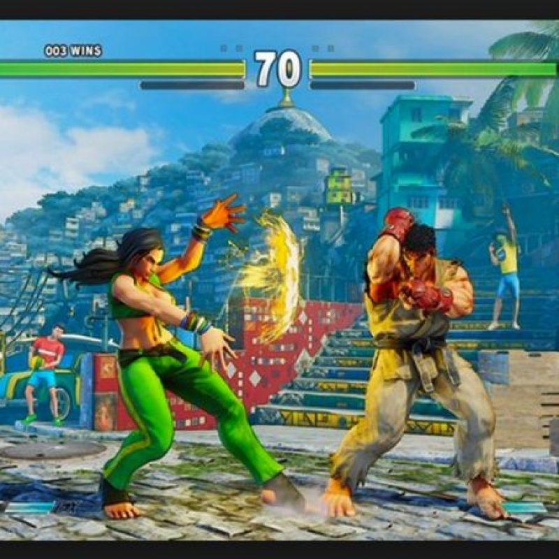 """Fue mostrada antes de tiempo en """"Famitsu"""", web especializada en videojuegos Foto:Capcom"""