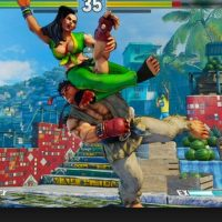 La filtración fueron estas imágenes Foto:Capcom