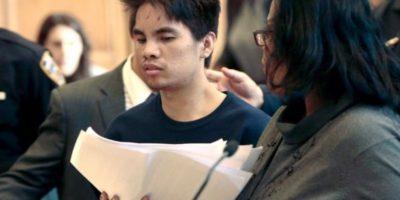 Antes de fallecer una de las víctimas pidió ayuda a otros miembros de la familia. Foto:AP